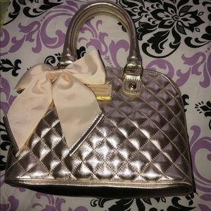 BETSEY JOHNSON PURSE WITH WALLET!!